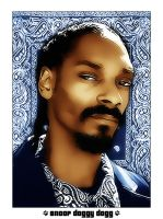 Snoop Doggy Dogg by DyceIBG