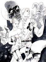 DND Paris : Doc Savage by emalterre