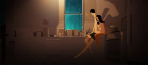 You , me and Nutella by PascalCampion