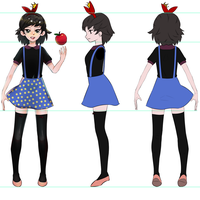 (maybe) Snow White Inspired by Junatree-ReCo