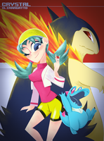 Pokemon Trainer: Crystal by ilianaGatto