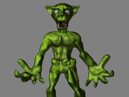 Project 'Goblin' 3 by LugburzOxay