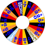 Wheel of Fortune - 1912 Titanic Edition Round 2 by germanname