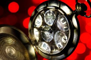 Tempus Fugit I by OlivierAccart
