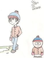 Stan Marsh by ocean0413