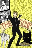 the soup fanposter by Fizen