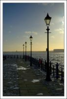 The River Mersey by mym8rick
