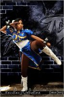 Chun Li Cosplay by Chenchen by morbidkiss91