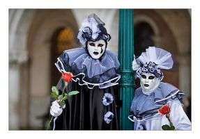 Venetian masks 3 by flemmens