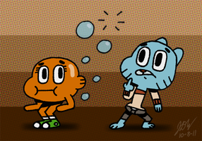 The Amazing World of Gumball by JDWRudy25