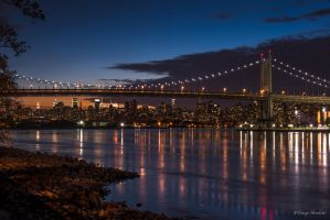 RFK Bridge by Tomoji-ized