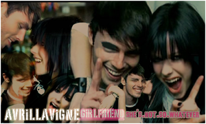 avril's girlfriend video by vams
