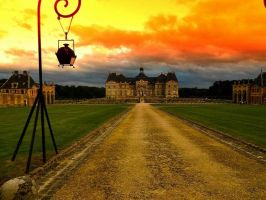 Chateau. by UncleLeland