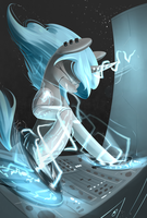 DJ HOR$ by Underpable