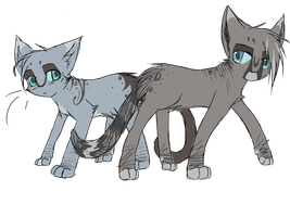 Leviathon and Winya :: Hypo Kits by xHalfaLife101x