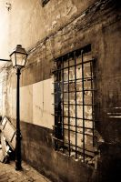 Abandoned Paris by Anantaphoto