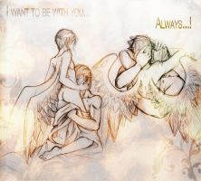 I want to be with you... by J-J-Joker