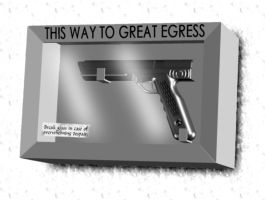 This way to Great Egress by Doomsday-Device