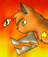 1. Firestar by TwilightTheEevee