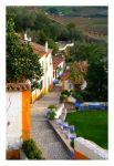 Obidos Old Street by FilipaGrilo
