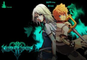 Roxas And Namine Life by EzioParkour