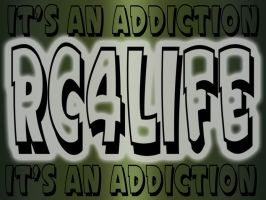 RC4LIFE It's an addiction by dknucklesstock