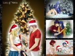 Team Natsu - Christmas in 10 years by Milui87
