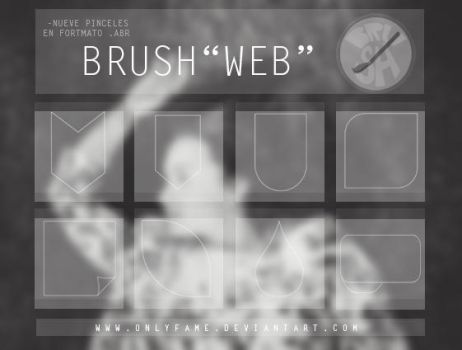 Web 1.0 brush (.abr) by 0nlyFame