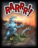 RARRR!! A game of World Conquering Giant Monsters by Guardian-Beast