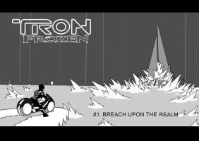 Tron: Frozen page 3 and 4 by MoeAlmighty