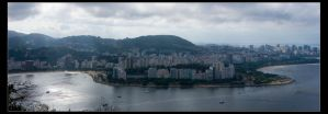 Postcard from Rio II by Wyco