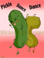Pickle dance t-shirt design by Sickkitty