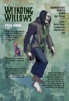 WEIRDING WILLOWS - DAMON, FRANKENSTEIN'S MONSTER by DeevElliott