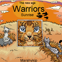 Warriors Sunrise by marshykip