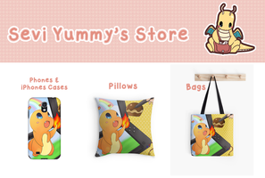 Sevi Yummy's Store ! by SeviYummy