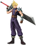 Cloud Official Render (Low Quality) by Lucas-Zero