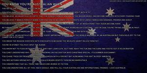 Australia Day 2014 by Majestic-MSFC
