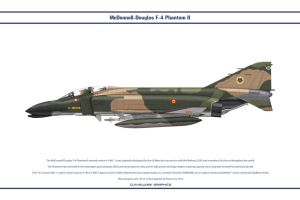 F-4C Spain 1 by WS-Clave
