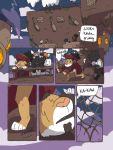 The Flying Lion Page26 by go-ccart