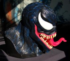 Venom Bust Paint 2 by MalottPro