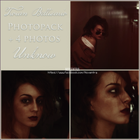 Troian Bellisario Unknow #8 Photopack by N0xentra