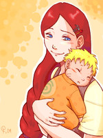 Naruto- Most precious gift by PaigeC