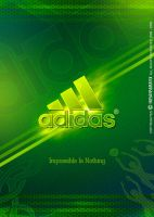 ADIDAS - FASHION BRAND SERIES by hasanaliakhtar
