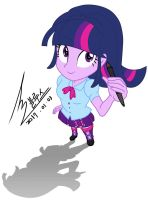 mlp Twilight sparkle by 0Bluse