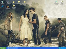 My Twilight Desktop by InToXiCaTeD-MiNd