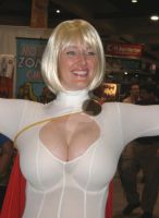 Power Girl by creativesnatcher69