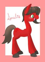 Request: Amelia by spot1the2dog3