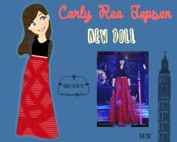 Carly Rae Jepsen - DOLL by AbbeyDenith