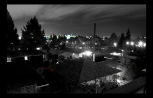 View From My Deck by Shmithers