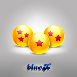 Dragonball Gloss icon Triple by BlueX-Design
